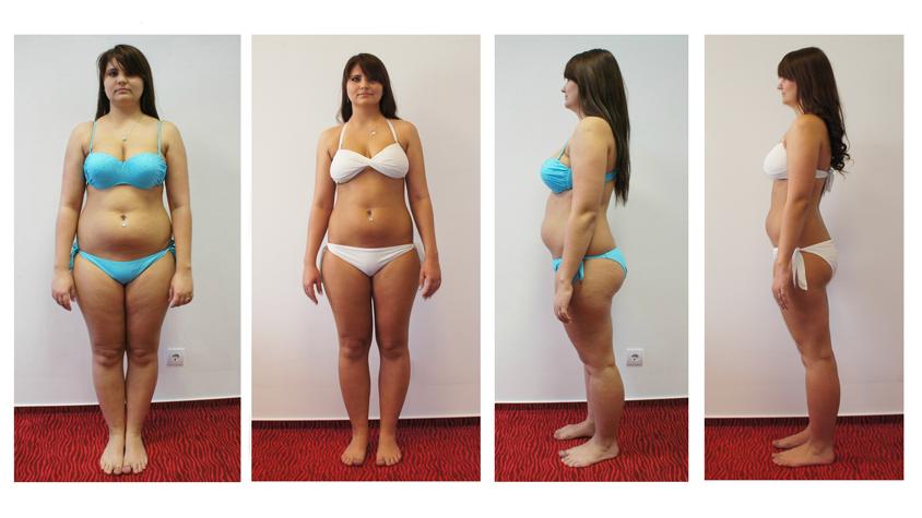 10 kg fogyás 6 hónap alatt