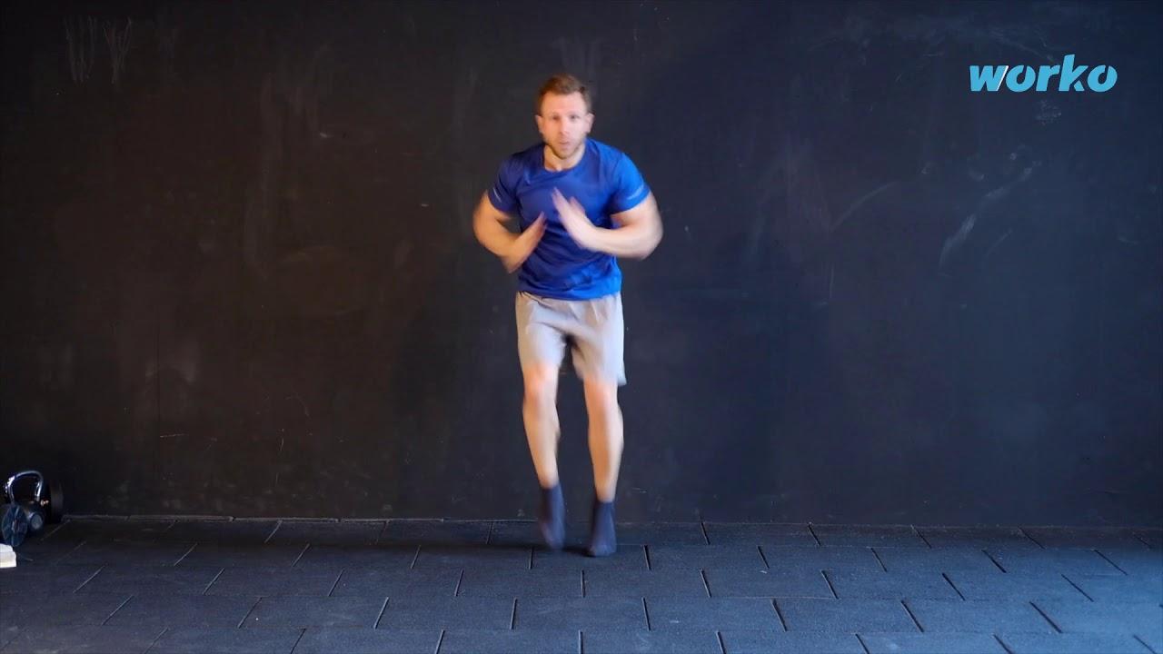 sprint rutin a fogyáshoz