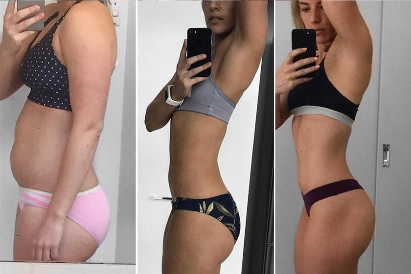 9 kg súlycsökkenés egy hét alatt