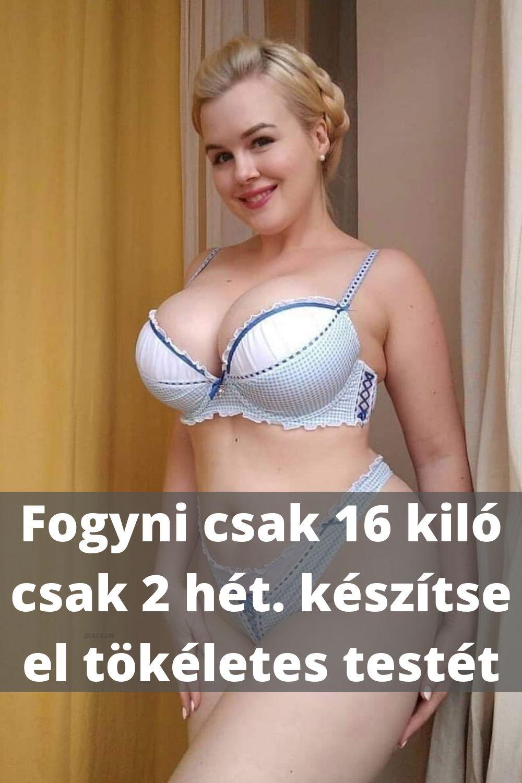 fogyás 16 hét)