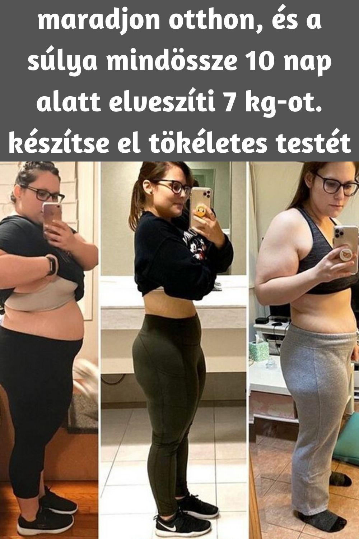 fogyás 7 kg)