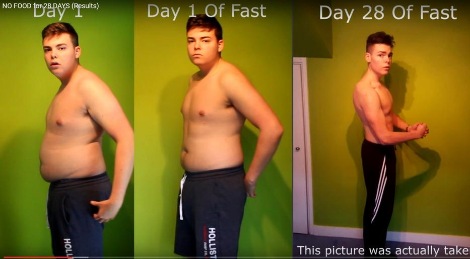 Döbbenetes: több mint kilót fogyott ez a fiatal srác | fabianpack.hu