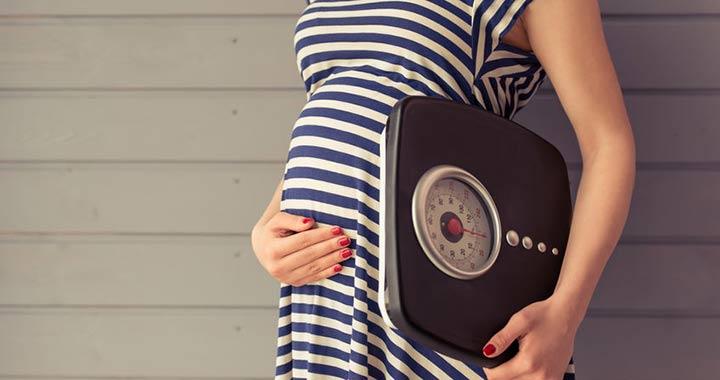 fogyás 35 hetes terhes
