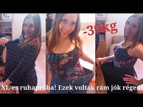30kg fogyás)