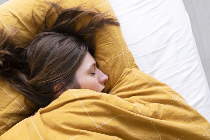 nem tud jól aludni súlycsökkenést