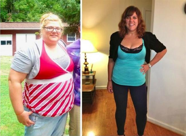 képek a fogyásról előtte és utána)