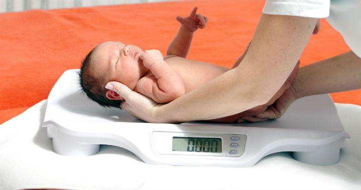 százalékos fogyás csecsemő)