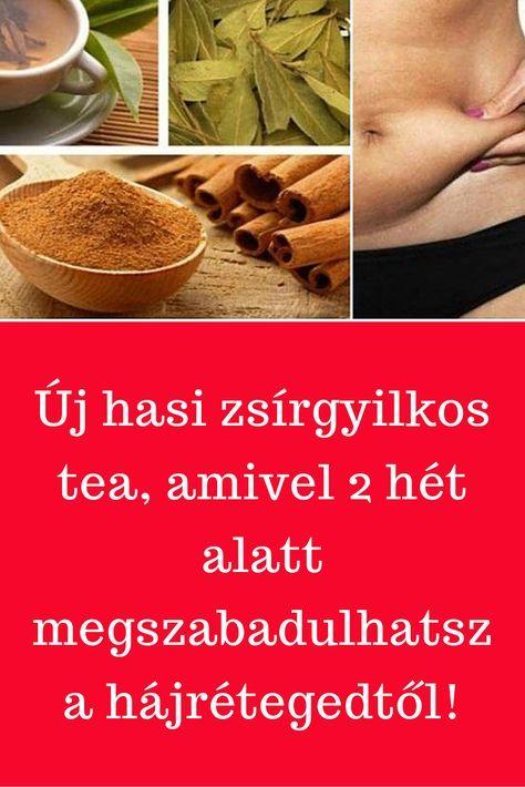 5 teát éget zsír