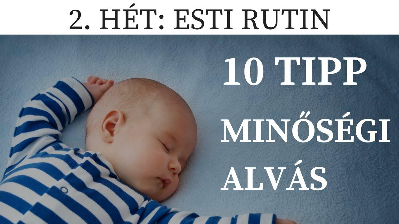 alvás és fogyás tippek)