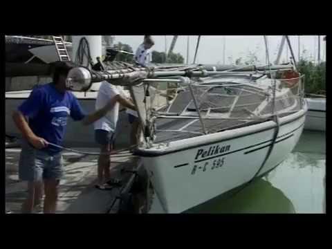 fogyni hajózás közben
