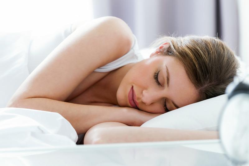 az alvás fontos a fogyás szempontjából