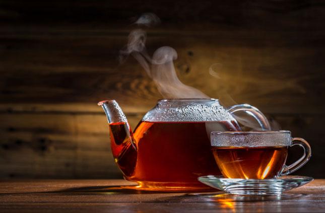 a forró tea segíti a fogyást dal min ho fogyás