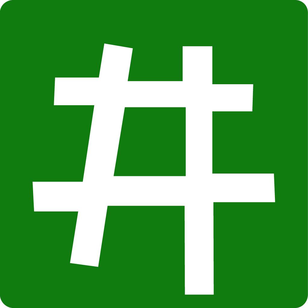 Hashtagek edz