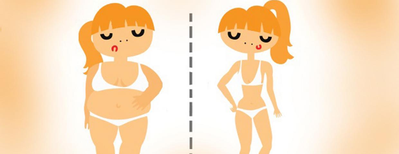Hogyan lehet eltávolítani a zsírt a has, Távolítsa el a kötény zsírt