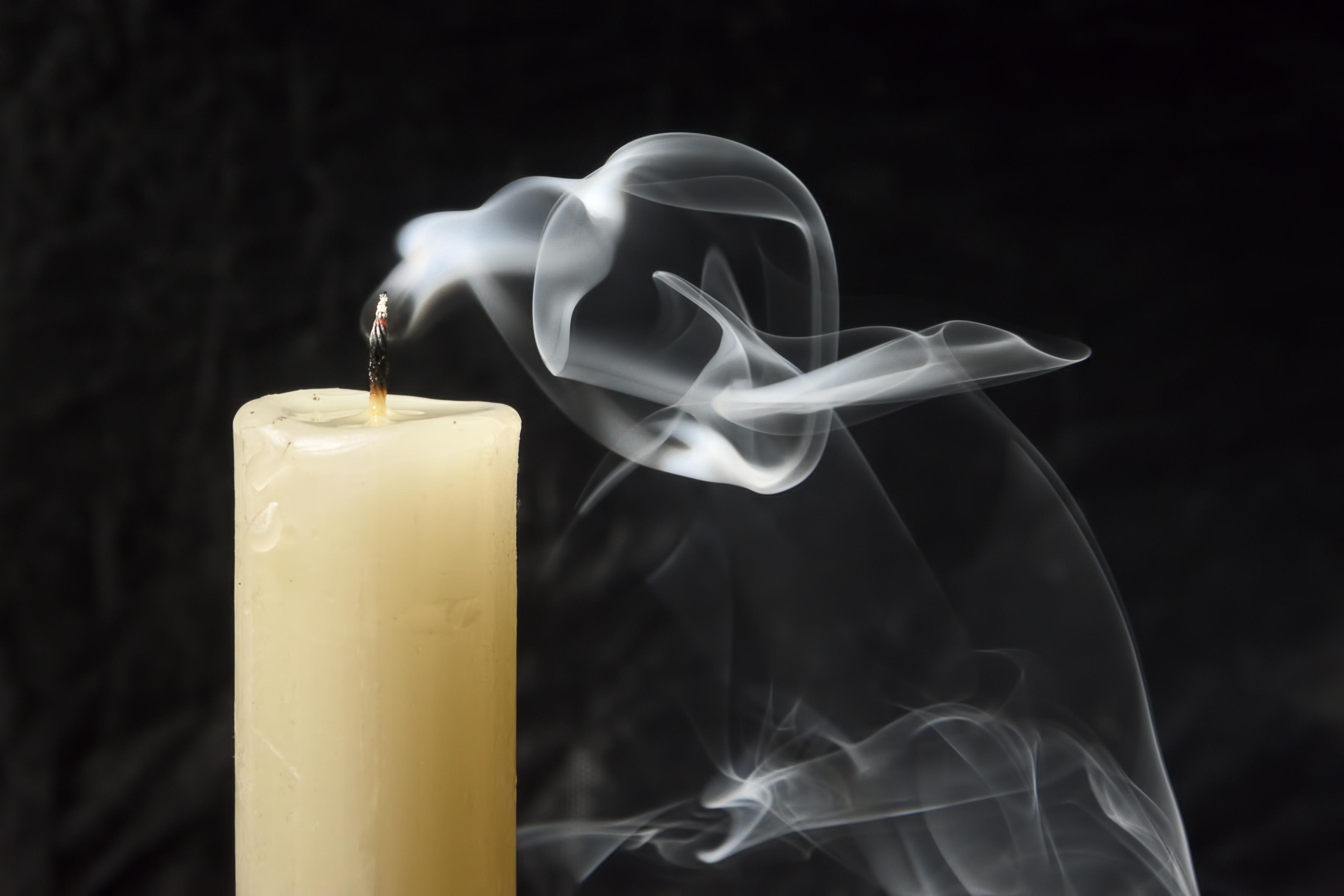 a füst miatt lefogy)