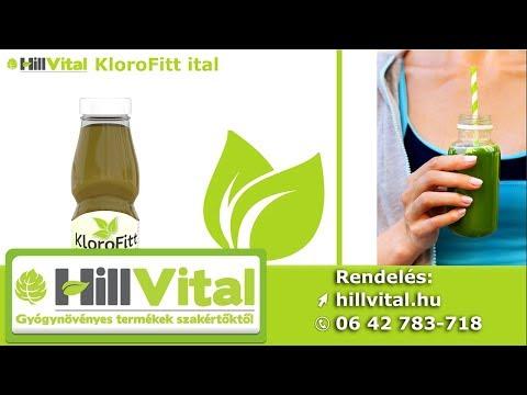 a klorofill fogyás előnyei)