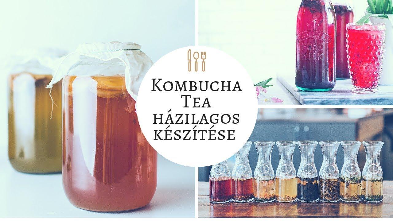 kombucha égeti a hasi zsírt)