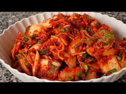 fogyás kimchi