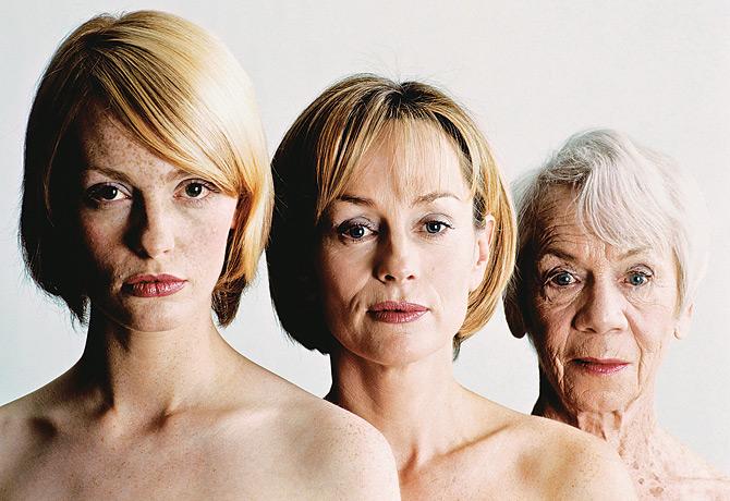 fogyni idősebb nő