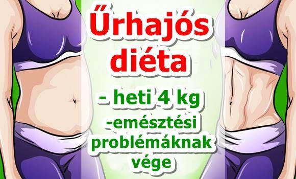 fogyni heti 1 kg