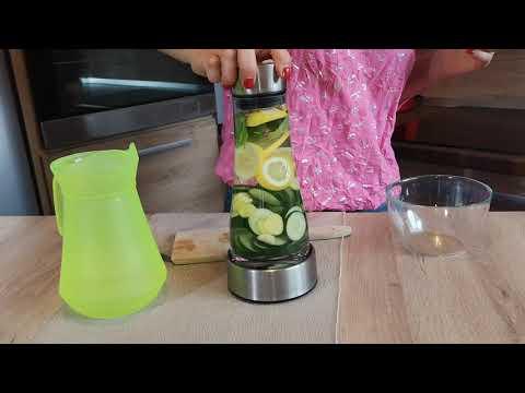 készítse el saját természetes zsírégetőjét)