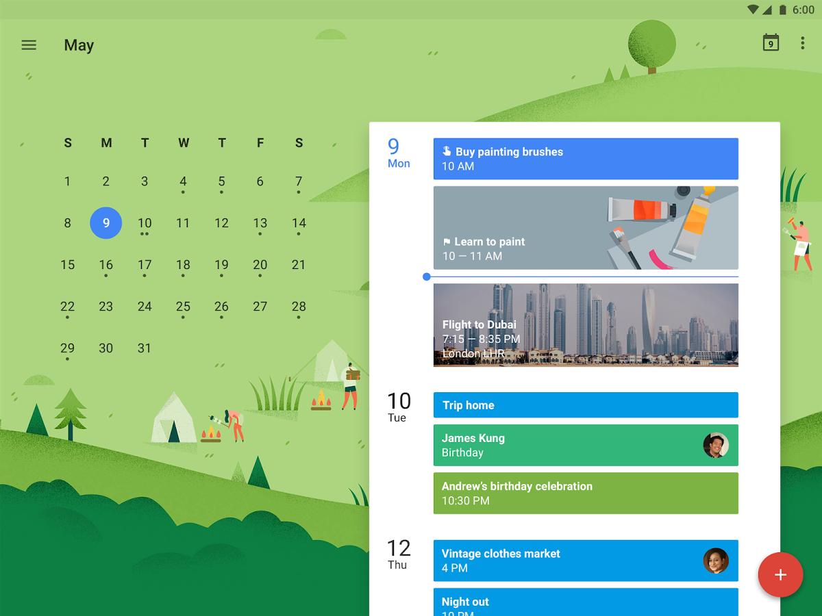 fogyás naptár alkalmazás