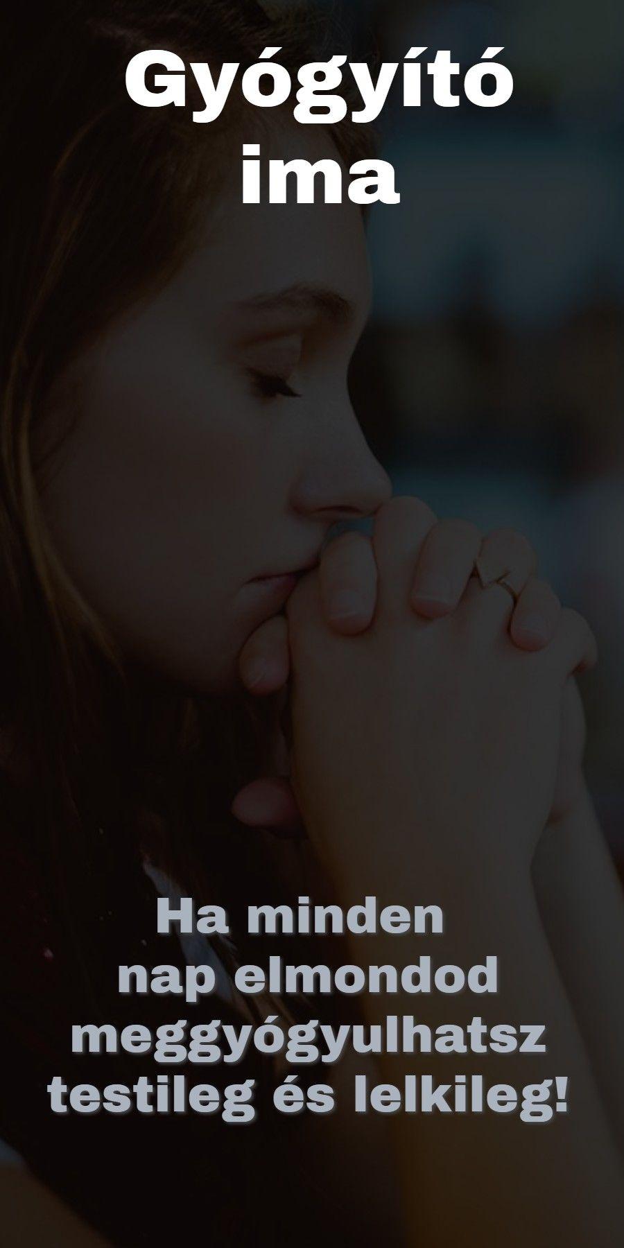 napi hatékony ima fogyás