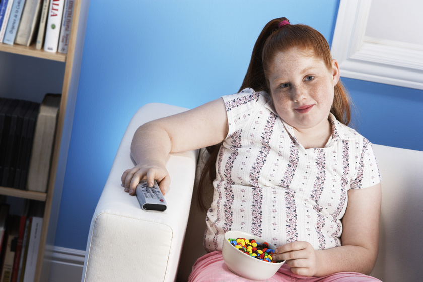 Hogyan kell gyorsan fogyni 12 éves lány