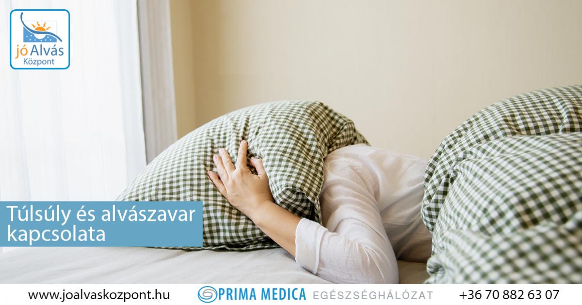 fogyás obstruktív alvási apnoe