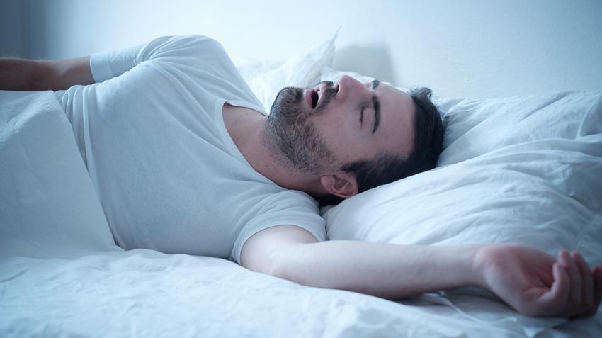 alvási apnoe fogyás)