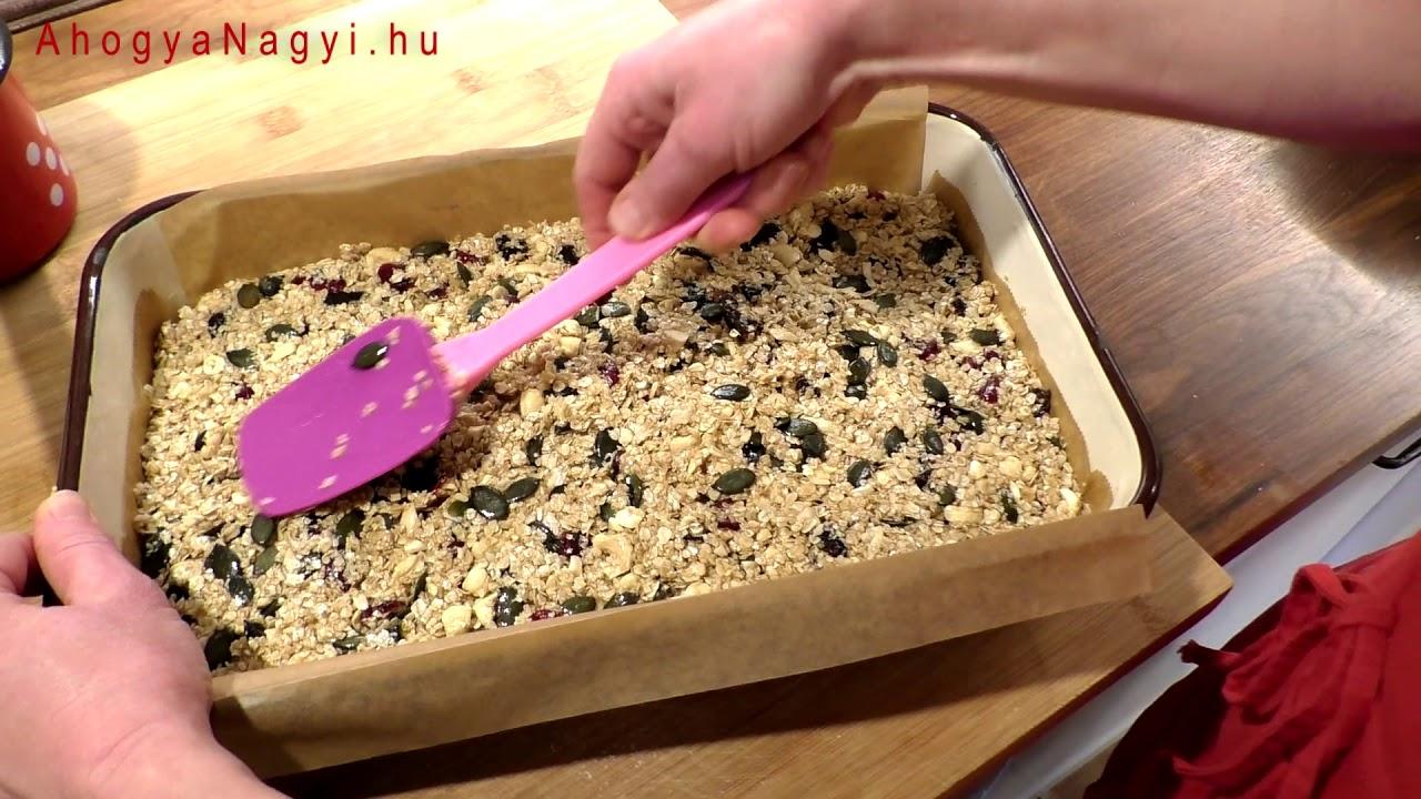 a legrosszabb granola rudak a fogyáshoz)