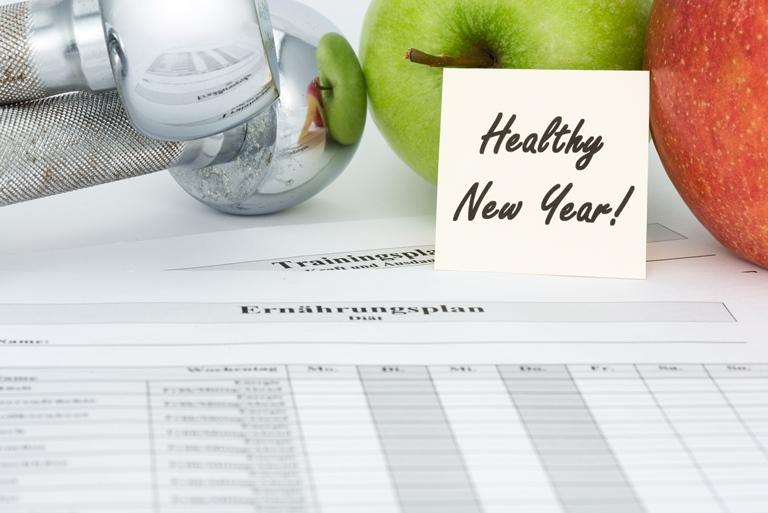 fogyókúrás cél újévi fogadalom)