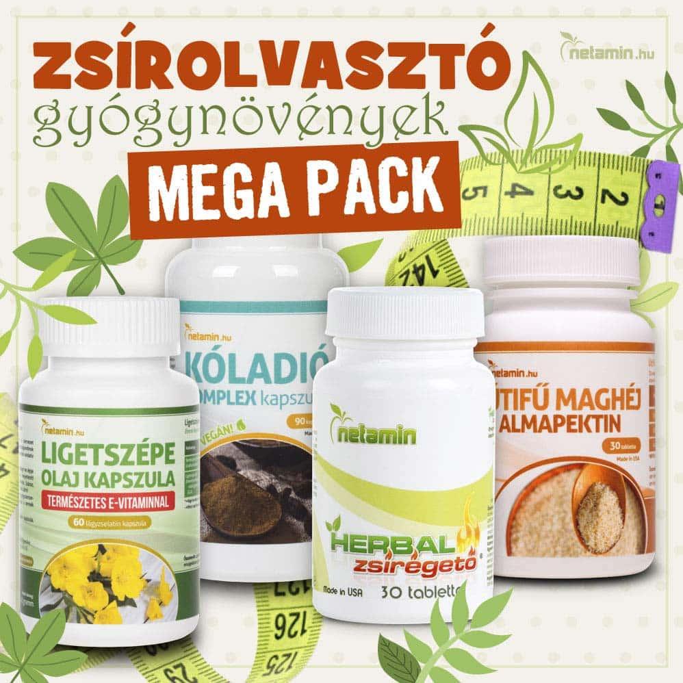 gyors zsírégető gyógynövények)