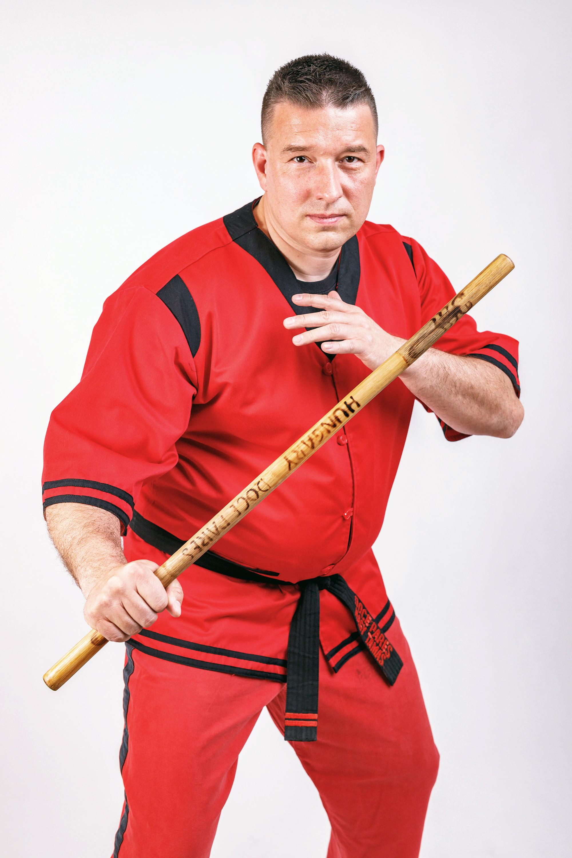 a harcművészet segít a fogyásban