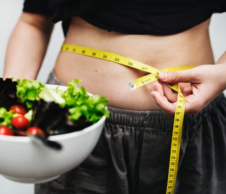 az adagok méretének csökkentése a fogyás érdekében