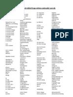 Definíció & Jelentés KARCSÚ, Jelentése karcsú