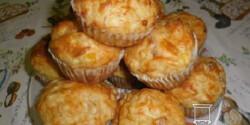 fogyás sós muffinok