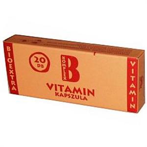 A Jutavit B-komplex vitamin B komplex előnyös a fogyás