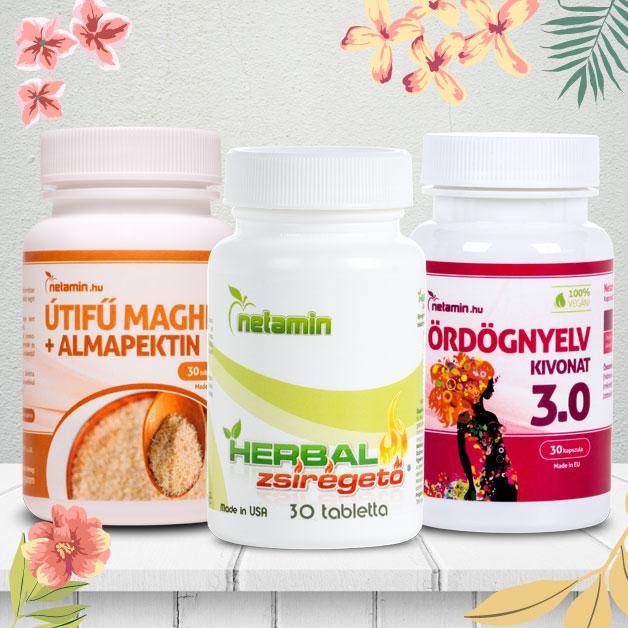 zsírégetők mellékhatások nélkül)