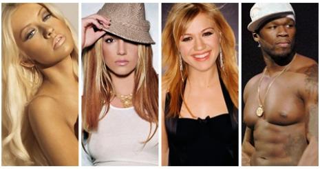 hírességek fogyás előtt és után