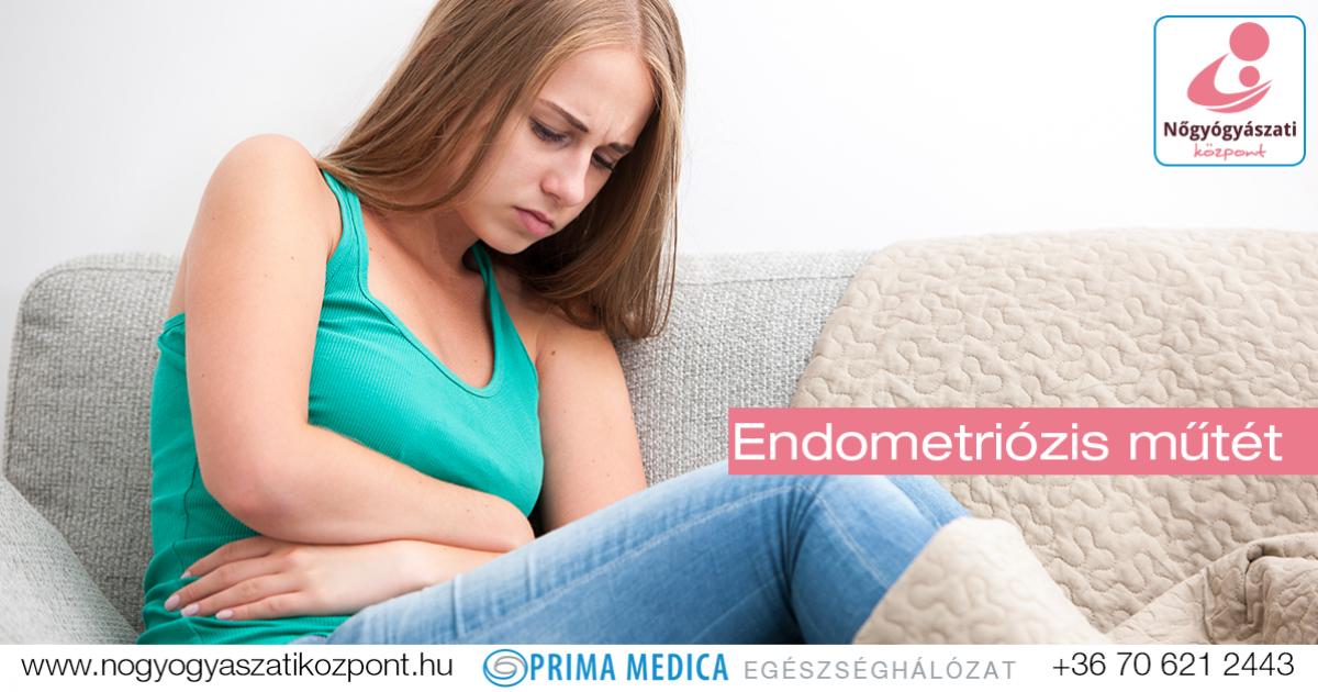 nem képes lefogyni az endometriózis