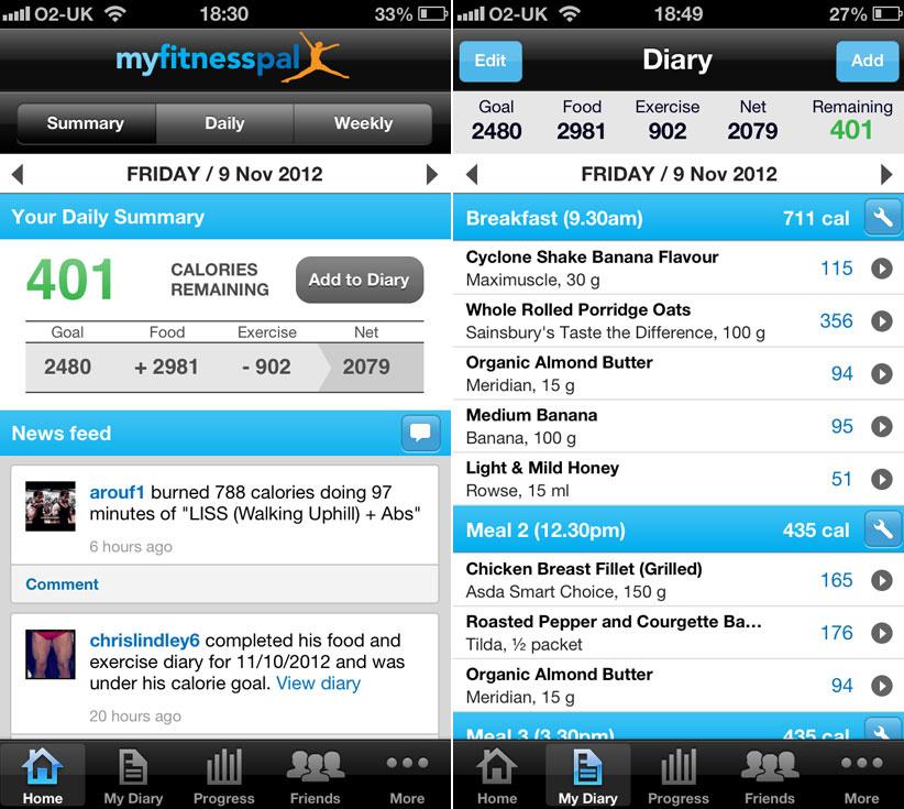 Hatékony fogyókúra app: fogyjunk okostelefonnal az újévben is   Techwok