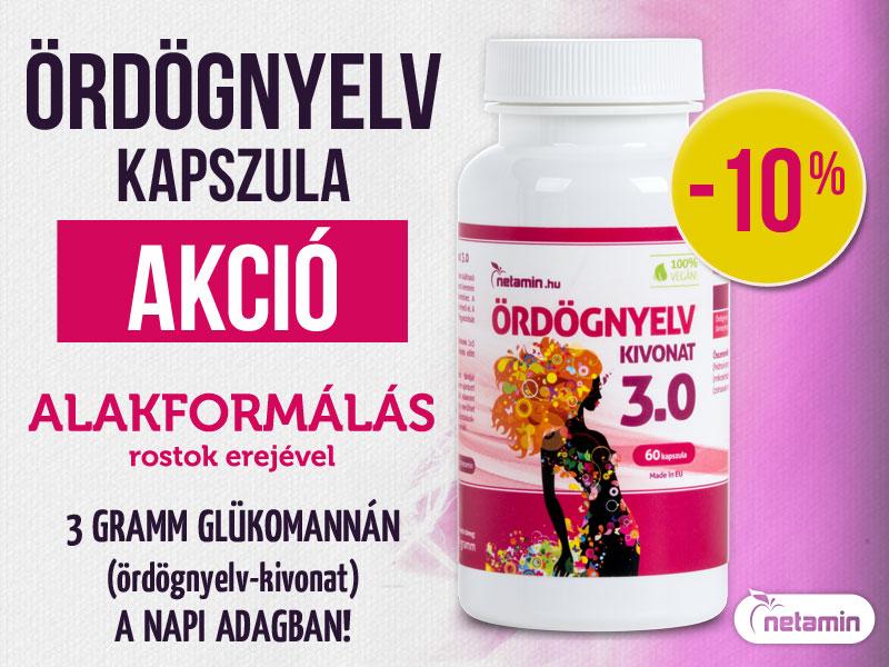 glükomannán fogyás)