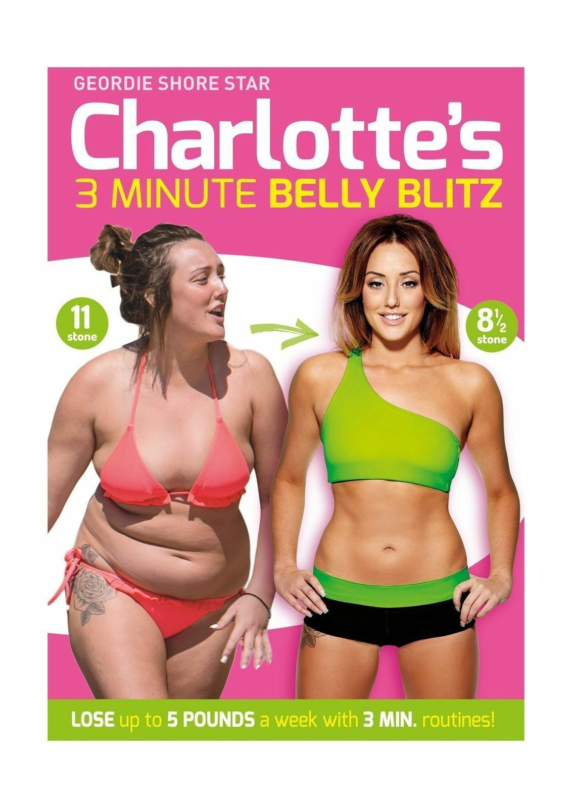 charlotte crosby fogyás dvd