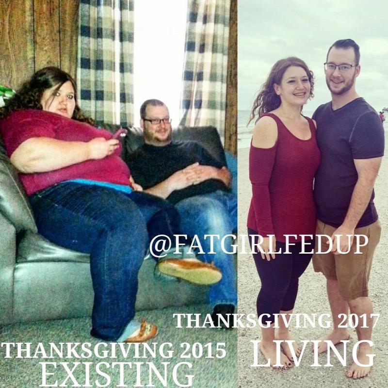 Ez volt az év legnagyobb fogyása: kilót adott le a fiatal lány