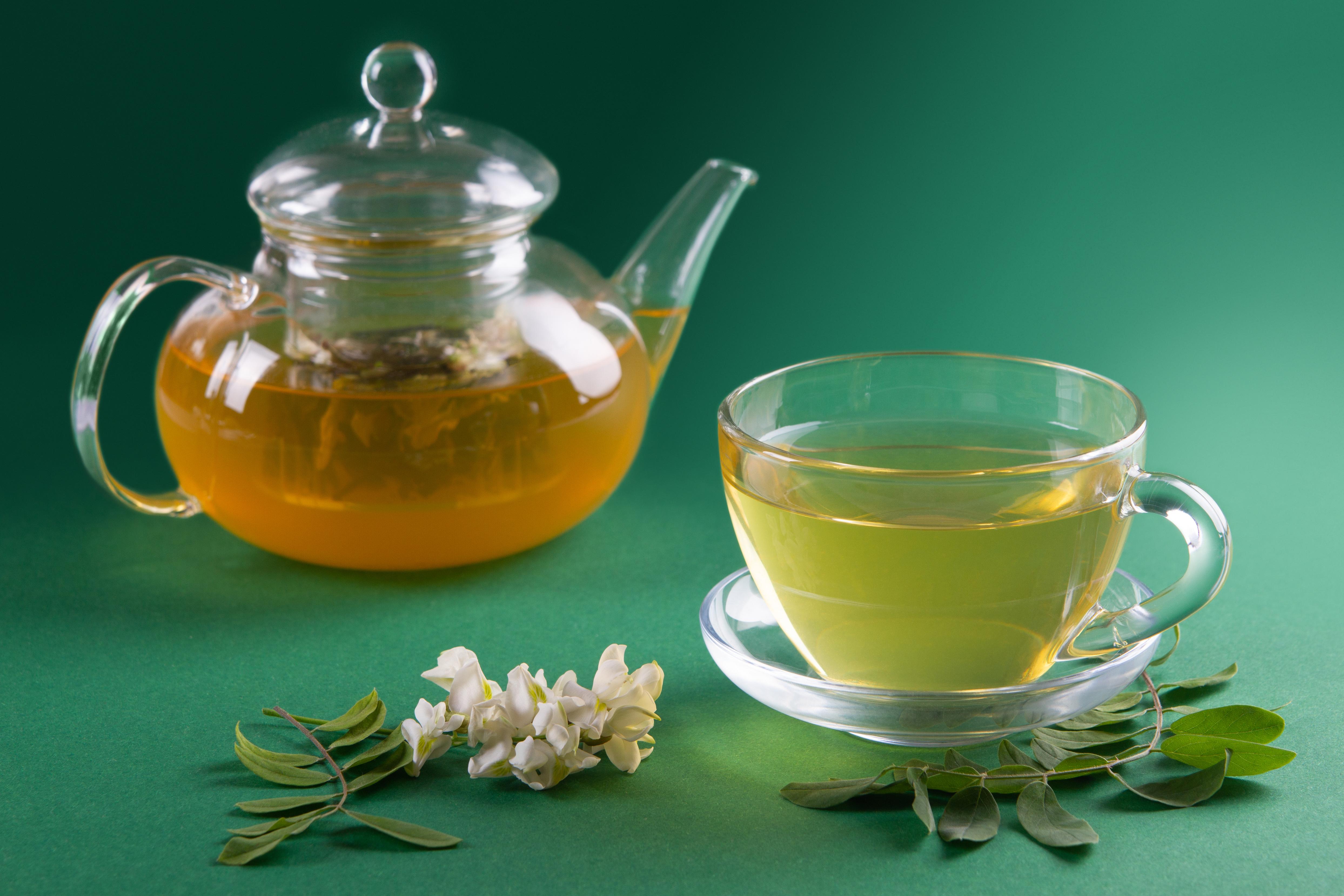 fogyni simán mozgó tea)