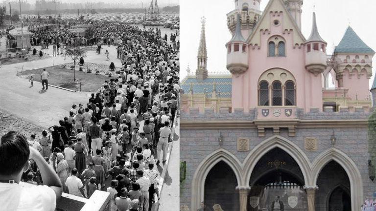 60 éve nyitotta meg kapuit az első Disneyland – képek